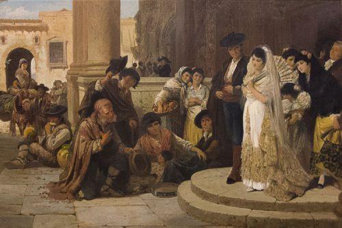Ivan Sergeevič Turgenev (1818-1883) | L'elemosina - Il mendicante