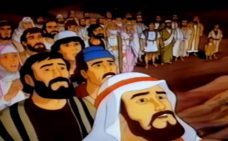 L'audio racconto dei grandi personaggi della Bibbia