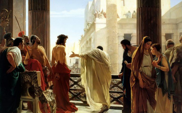 La vita di Gesù raccontata in maniera multimediale