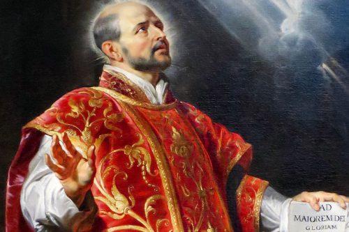 Pedro De Rivadeneira (1527-1611) | Vocazione di Sant'Ignazio