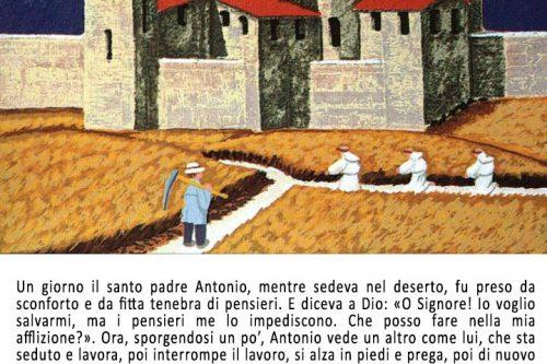 Sant'Antonio Abate (251-356) | Lavoro e preghiera