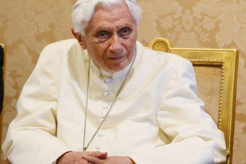 Testi del Papa emerito